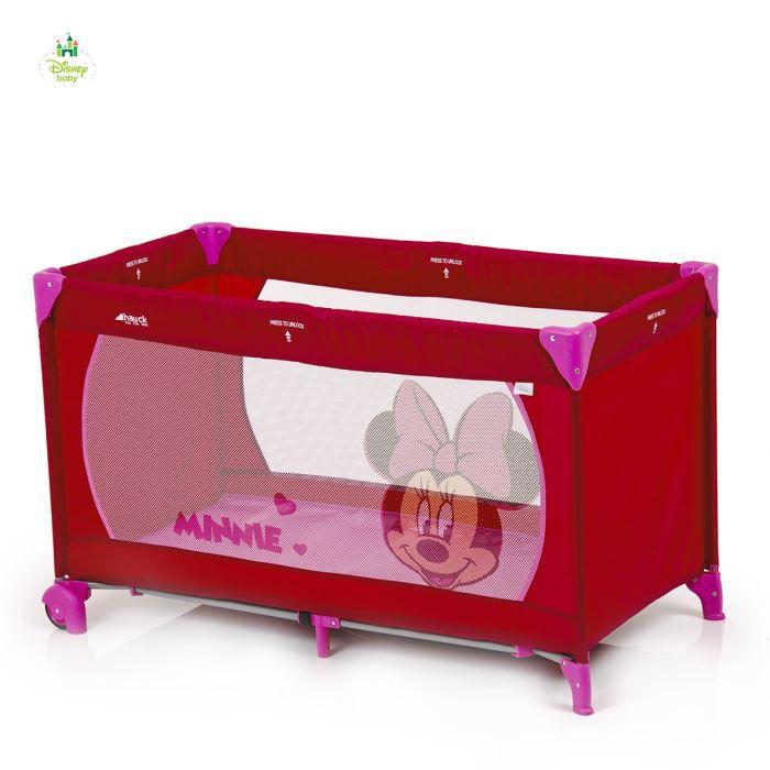 minnie lit parapluie dream n play achat vente lit pliant 4007923601136 cdiscount. Black Bedroom Furniture Sets. Home Design Ideas