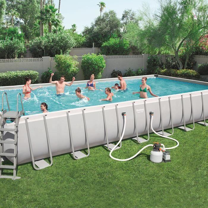 piscine tubulaire 9.56