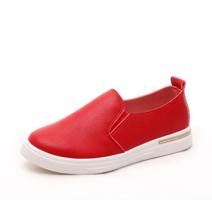 Fille Princesse chaussures simples chaussures de sport casual enfants xsEUl1r98h
