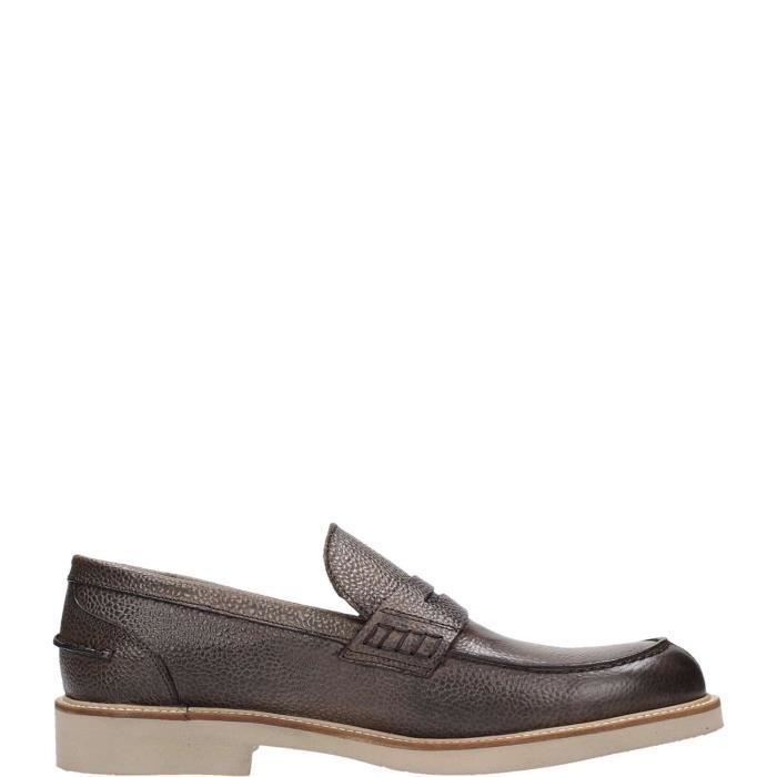 Alexander Lace Shoes Homme Mud