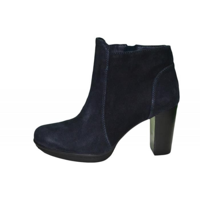 Tommy Hilfiger JAKIMA 5B Marine - Livraison Gratuite avec  - Chaussures Low boots Femme