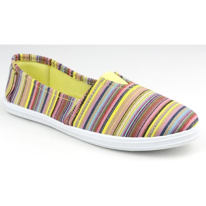 Divaz Taylor - Chaussures d'été sans lacets - Femme