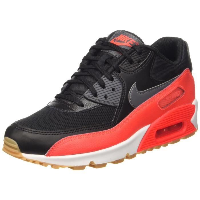 info for 876ea ddfe6 BASKET Baskets Nike Air Max 90 Essential Femme Chaussures