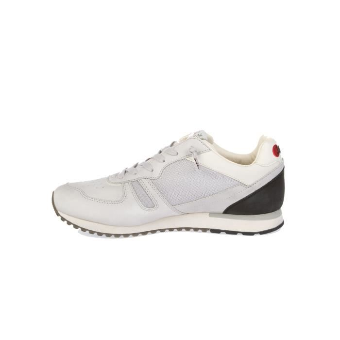 LOTTO HOMME S2987PEARL ROSE CUIR BASKETS 5nsBKz