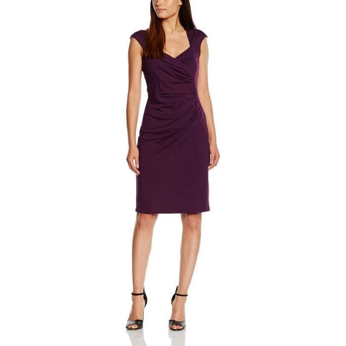 Taille Sleeve 3ip0fm With Short Cocktail Dress Women's Hswd243 Crossover 38 Top CqYywzH