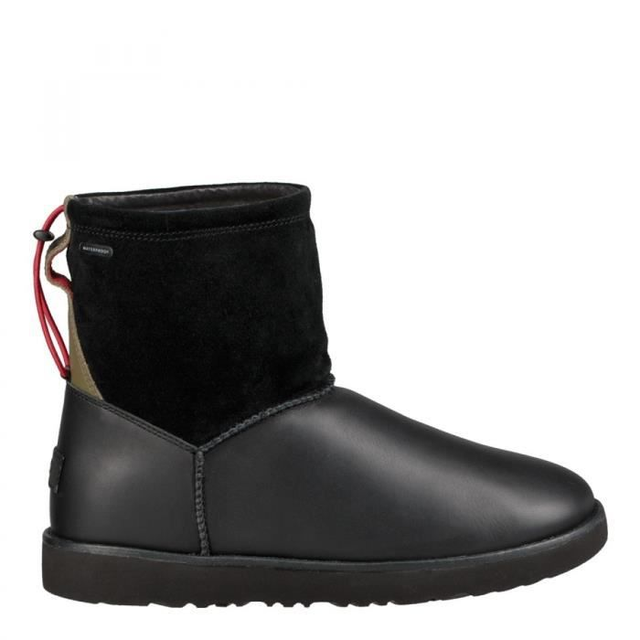 Botte UGG Classic Toggle Waterproof - TOGGLE-NOIR
