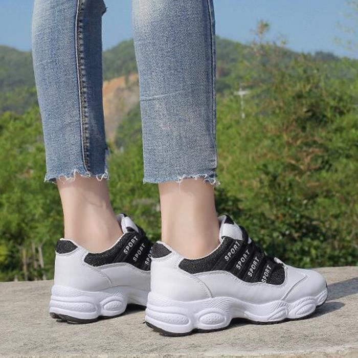 Femme Petit Chaussures Women Sneakers Runing Taille Shoes Une Basket wBZzdB