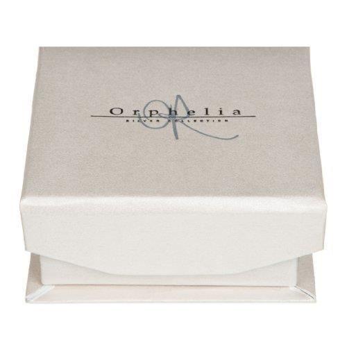 Orphelia Boucles doreilles argent 925 rhodié blanc zircone Zo - 5229 1VO2WE