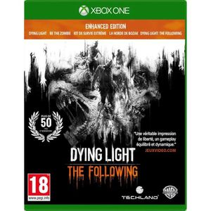 JEU XBOX ONE Dying Light: The Following - Enhanced Edition Jeu