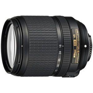 NIKON AF-S DX NIKKOR 18-140mm f/3,5-5,6 ED VR Objectif pour appareil photo numérique Reflex