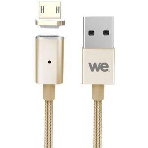 WE Câble USB / Micro USB - Magnetique - 1,20m