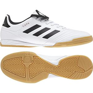 pretty nice 4d1bc 86364 Chaussures de football adidas Copa Tango 18.3 Indoor - blanc noir gris - 46  2 3