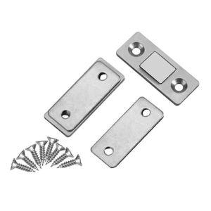 SERRURE - VERROU MEUBLE Loquet de porte magnétique pour le placard d'armoi