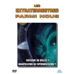 DVD DOCUMENTAIRE Extraterrestres parmi nous (Les)