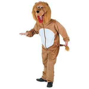 DÉGUISEMENT - PANOPLIE Costume Lion adulte taille unique