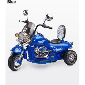 MOTO - SCOOTER Voiturette / moto électrique avec mélodies lumière