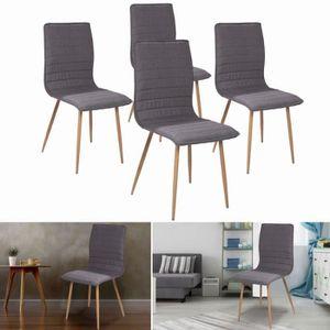chaises design achat vente chaises design pas cher cdiscount. Black Bedroom Furniture Sets. Home Design Ideas