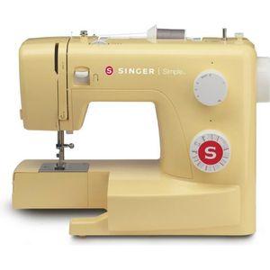 MACHINE À COUDRE SINGER Machine à coudre Simple 3223 - 70 W - 23 pr