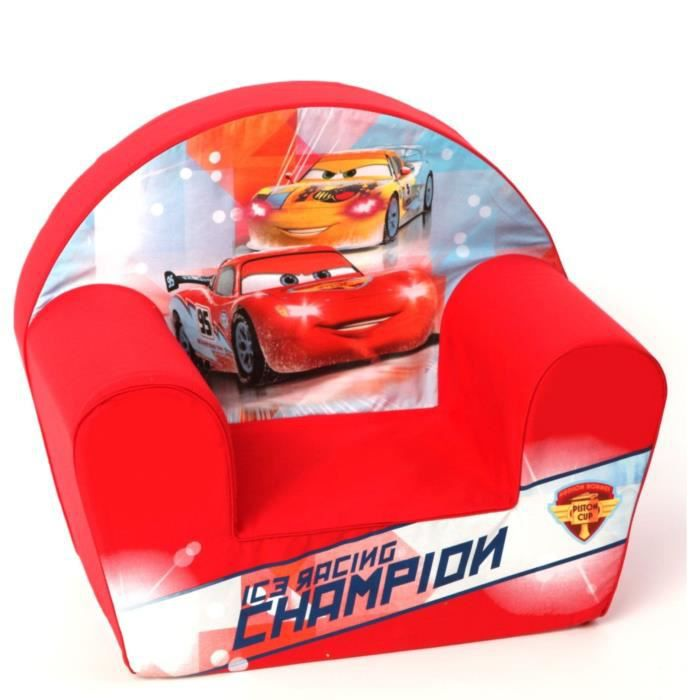 CARS Ice Racing Champion Fauteuil enfant - Disney baby