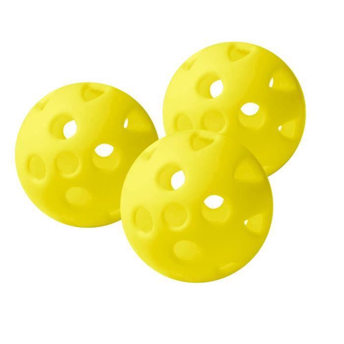 PGA TOUR Lot de 24 Balles de Golf d'Entraînement - Jaune