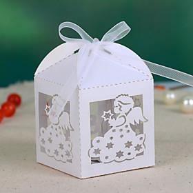 Favori Boîte a Dragée Mariage Bapteme Theme Ange (Lot de 10) - Achat  TM02