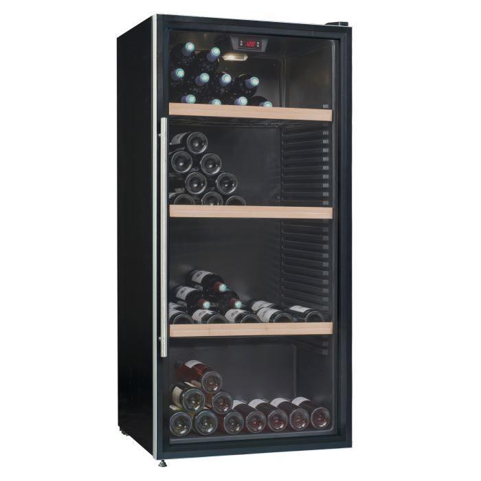 caves multi-températures - achat / vente pas cher - cdiscount