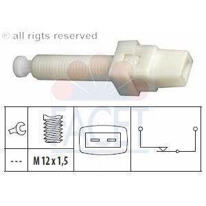 Interrupteur des feux de freins - Facet 7.1015