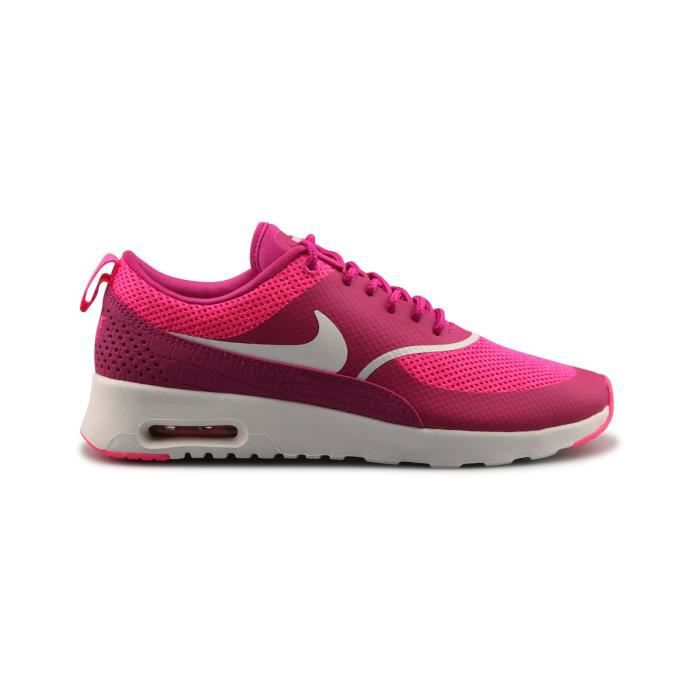 new arrival 4ce5f 443ae BASKET Wmns Nike Air Max Thea Rose