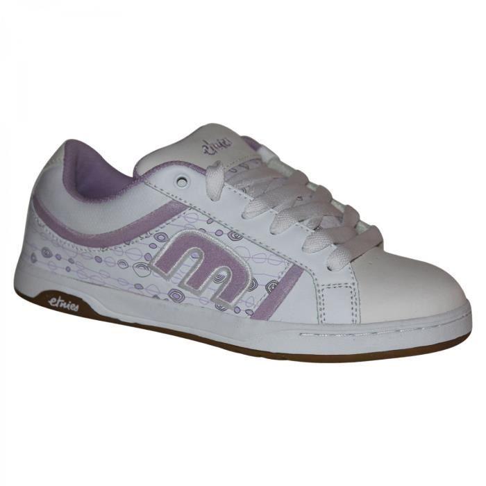 Slammer White Violet Women Samples Shoes Etnies q4TWfE
