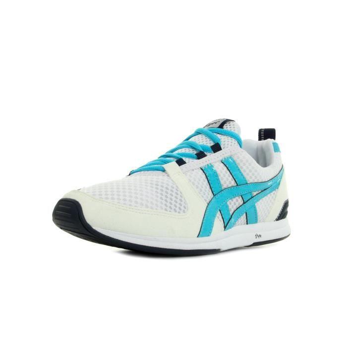 femme chaussures décontractées chaussure coureur chaussure de sportLow-top Baskets lacer ses turquoise AKIHdeb