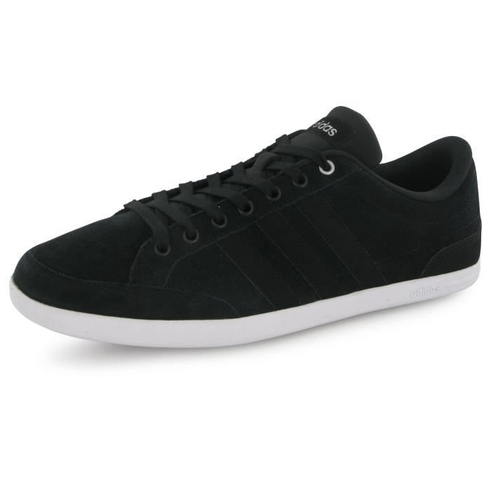 Adidas Neo Caflaire noir, baskets mode homme