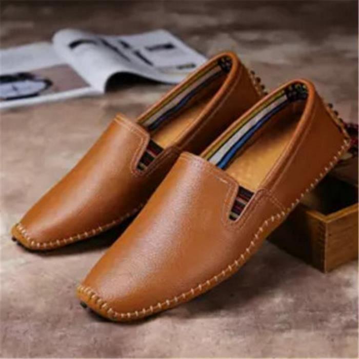 Soulier Homme Nouvelle Mode Imperméable Chaussures Confortable Chaussures Classique Durable