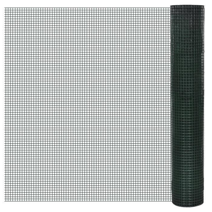 grillage maille carree 12x12 achat vente grillage. Black Bedroom Furniture Sets. Home Design Ideas