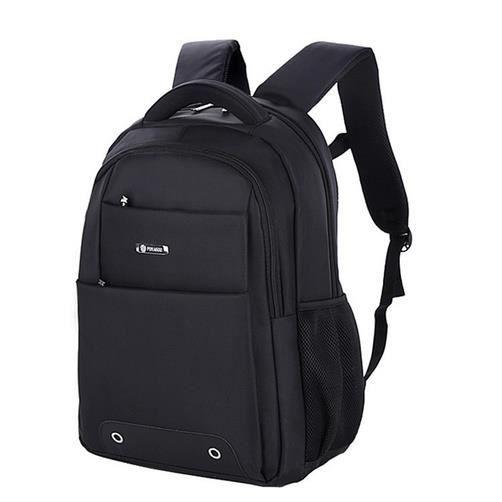 Sac à dos pour ordinateur portable homme grande capacité, noir