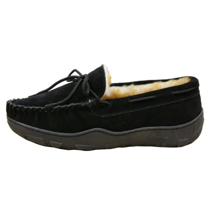 Utah Faux Shearling Lined Slipper IRACN Taille-42 hjRIs3