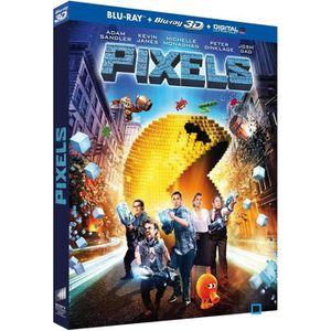 BLU-RAY FILM Blu-Ray 3D PIXELS - (UV)