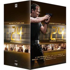 DVD SÉRIE DVD Coffret 24 heures chrono - L'intégrale des 9 s