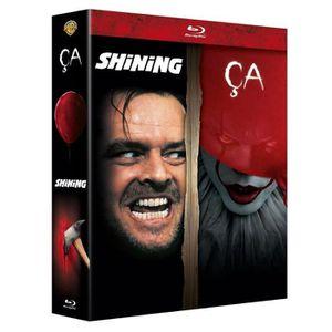 DVD SÉRIE Coffret Blu-ray Horreur incontournables, 2 films :