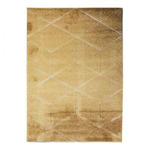 TAPIS DIAMS Tapis de salon - 120 x 170 cm - Polypropylèn