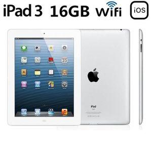 TABLETTE TACTILE RECONDITIONNÉE  Apple iPad 3 16GB 9.7''