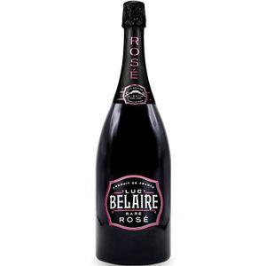 PÉTILLANT & MOUSSEUX Luc Belaire Rosé - Vin Effervescent de France - 12