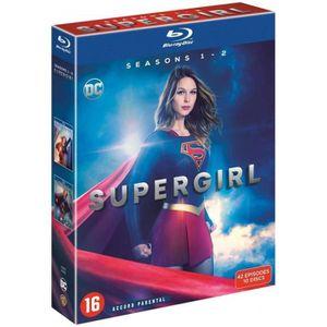 DVD SÉRIE SUPERGIRL S1-2 /V BD BI-FR