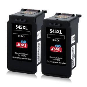 CARTOUCHE IMPRIMANTE Compatible avec Canon PG-545 XL (2 Noir ) pour Can