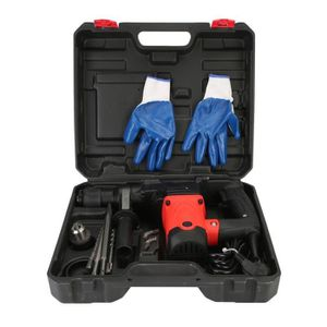 MARTEAU PIQUEUR LESHP® 850W marteau piqueur électrique industriel
