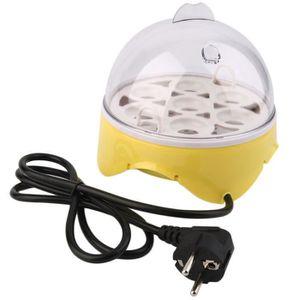 COUVEUSE - INCUBATEUR 7 Oeufs Mini Incubateur d'oeufs Incubateur digital