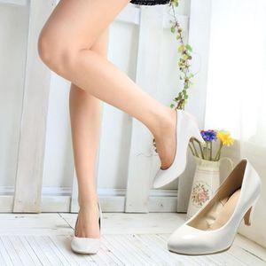 ESCARPIN Chaussures à talons hauts pour femme Cuir verni ta