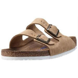 SANDALE - NU-PIEDS Birkenstock Arizona Softfootbed Regularfit Hommes
