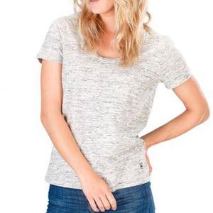 6eaebaaa6d65 CASQUETTE Brook Femme Tee-Shirt Gris Von Dutch