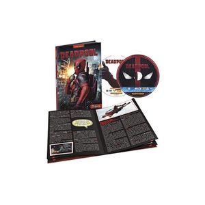 BLU-RAY FILM Deadpool [Édition Digibook Limitée + LIVRET + DVD