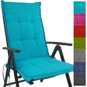 cab261abbc6b53 COUSSIN DE CHAISE Coussin pour chaise longue Tino 118 x 50 x 5,5 cm
